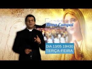 Missa Campal Nossa Senhora de Fátima Campolim 2014
