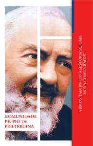 Participe da campanha da nova igreja São Pio